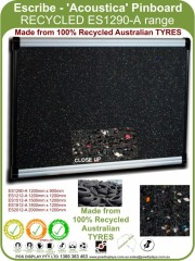 201212315401625_POS-Displays-Recycled-Tyres-PIN-BOARDS-Accoustica